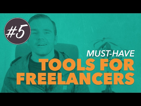 TOOLS for FREELANCERS (Video #5)