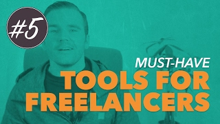 TOOLS for FREELANCERS (Video #5) Video