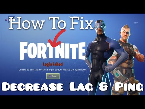 Checking Epic Services Queue Fortnite Ps4