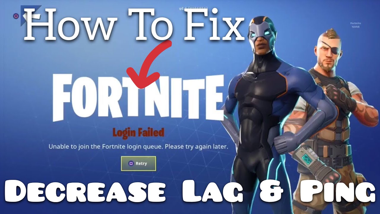 Update 4 5 How To Fix Login Issues Decrease Your Ping Lag Unable