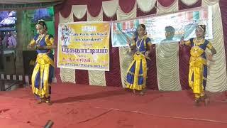 Om Sakthi om sakthi Dance by Malini