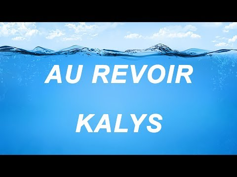 AU REVOIR KALYS • Studio Bubble Tea