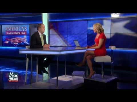 Heather Nauert hot legs - The Real Story - 06/17/16