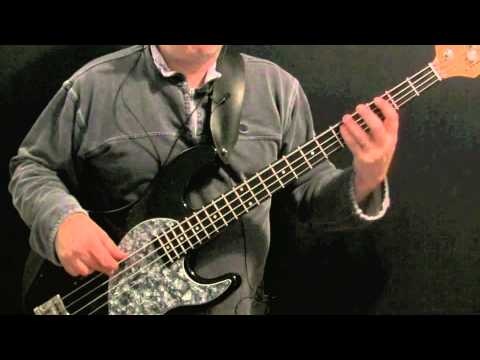 How To Play Bass  Don't Fear The Reaper