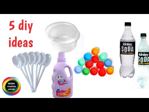 5-best-out-of-waste-craft-ideas-using-waste-material/waste-material-crafts/mana-creative-corner