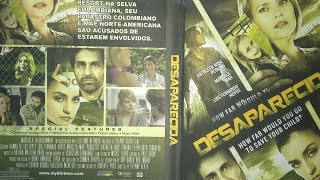 A DESAPARECIDA FILME DE SUSPENSE DUBLADO