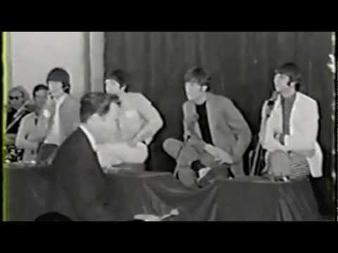 Beatles Los Angeles Press Conference 1966