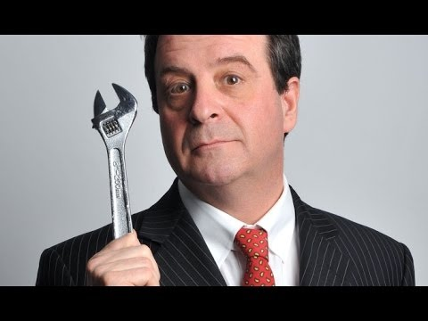 Comedian Mark Thomas BBC Interview