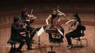 Igor Stravinsky -Three Pieces for String Quartet (1914/18)/Quartet Berlin-Tokyo