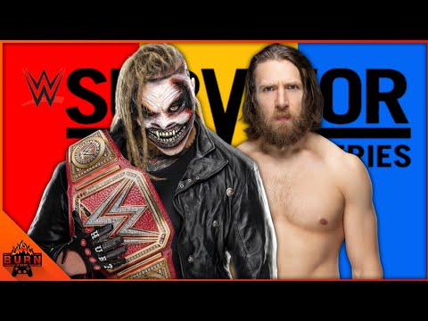WWE 2K20 THE FIEND VS DANIEL BRYAN | SURVIVOR SERIES 2019 |