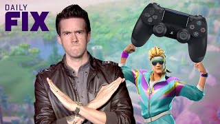 No Fortnite Crossplay, CEO Says PS4 'The Best' - IGN Daily Fix