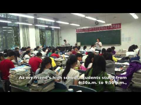 Gaokao - The National College Entrance Exam of China