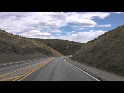 Kremmling to Silverthorne on Colorado Highway 9 Time Lapse