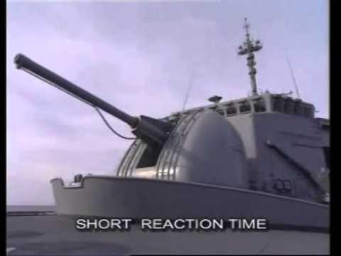 NAVAL 100 MM GUN (SAUDI NAVY SHIP,F 708 )