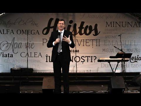 Florin Ianovici- CE NE SPUNE ISUS ASTAZI -Turneul