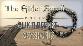 Elder Scrolls Online - Alik'r Desert Skyshards
