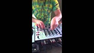 Rambo DJ rockin @ Scotts pt 2