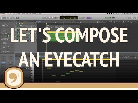 Let's Compose an Eyecatch! || Ongaku Concept