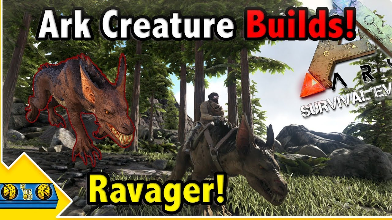 Ark creature builds ravager builds ark survival evolved ark creature builds ravager builds ark survival evolved malvernweather Gallery