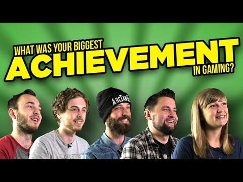 What Was Your Biggest Achievement In Gaming?