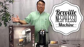 Breville Nespresso Vertuo Coffee and Espresso Machine Review