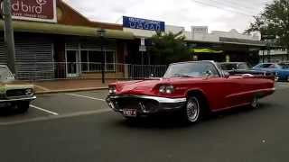FORD CONSUL COUPE 1950s CHEVY BELAIR, MUSTANG, falcon 1965 ,, CRUISIN streets