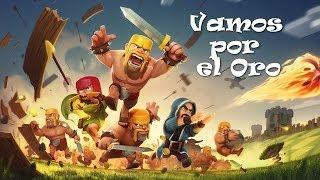 Clash Of Clans Batalla por Oro Video 4