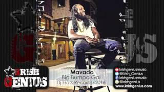 Mavado - Big Bumpa Gal (Raw) All Inclusive Riddim - February 2016