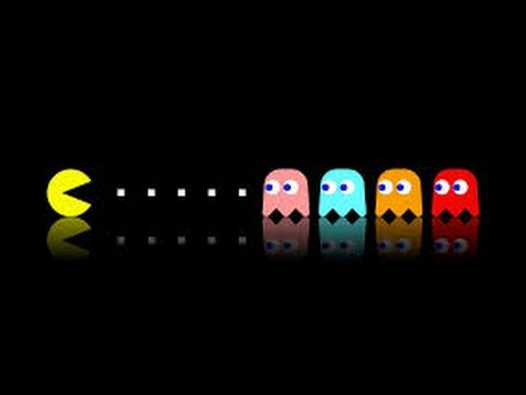 Googly Goggly...doodle....PACMAN.....Lets Play Pacman Doodle...PC,Google Version..Trailer