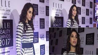 Tamannaah  at elle beauty awards 2017