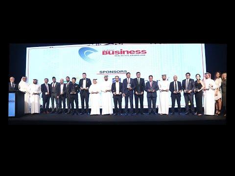 Leaders honoured at Arabian Business Real Estate Awards
