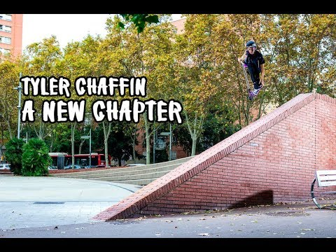 A New Chapter | Tyler Chaffin