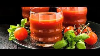 🚩 Как правильно пить томатный сок