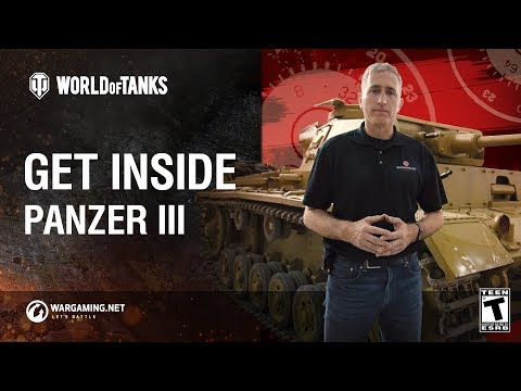 Inside the Chieftain's Hatch: Panzer III Part 2