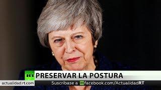 Theresa May gana el voto de confianza por el Brexit y seguirá al frente del Gobierno