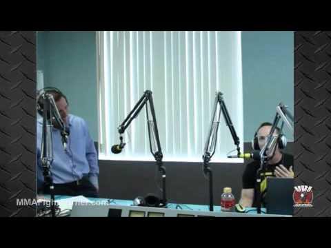 MMA Fight Corner Pt  1 with Joey Varner, Phil Devine & Heidi Fang recorded 03 25 13