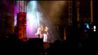concierto andy y lucas feria malaga 2013 'pido la palabra'