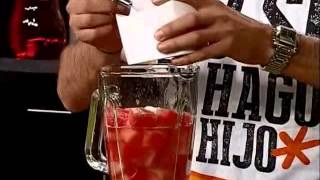 Cómo Preparar 'agua De Sandía' (sd)