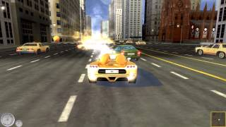 Taxi Racer New York 2 (HD) Koeningsegg CC