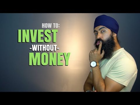 How To Start Investing When You Don't Have a lot of Money