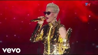 Katy Perry - Witness / Roulette (Live Witness: The Tour)