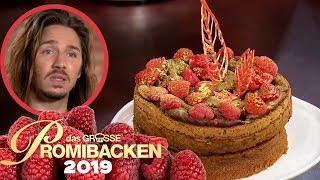 Nackter Schoko-Kuchen: Bei Gil wird´s feucht 1/2 | Aufgabe | Das große Promibacken 2019 | SAT.1 TV
