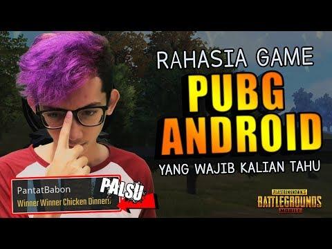 RAHASIA GAME PUBG ANDROID! Yang Kalian WAJIB Tahu Sebelum Main!