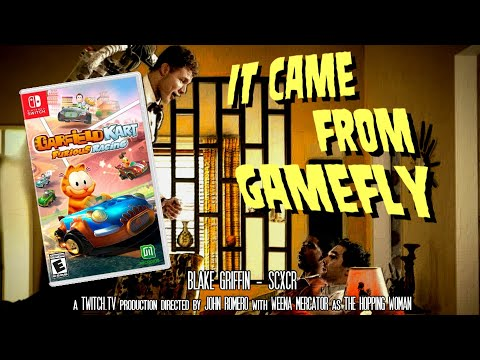 It Came from GameFly - Garfield Kart Furious Racing |