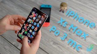 iPhone Xs Max po 3 miesiącach użytkowania - wady i zalety | Robert Nawrowski