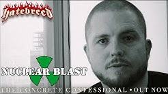 "HATEBREED -Jamey talks about 4 more songs on ""The Concrete Confessional"" (TRACK BY TRACKS #2)"