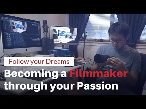 How to become a filmmaker through passion with Tarald Aaby