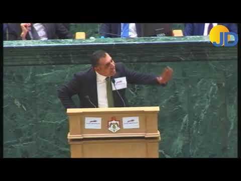 كلمة النائب محمود الطيطي في جلسة أخر المستجدات على القرار الامريكي لنقل السفارة الامريكية الى القدس  - نشر قبل 40 دقيقة