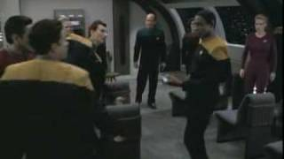 "Star Trek: Voyager 604 - ""Tinker Tenor Doctor Spy"" (UPN trailer)"