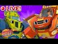 🔴 Blaze's BEST Robot Moments!   Blaze and the Monster Machines